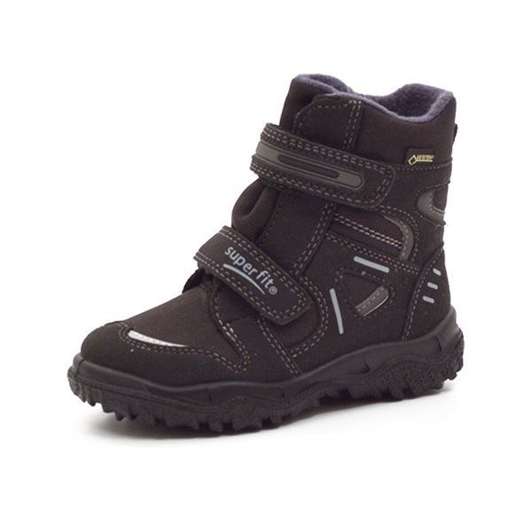 huge discount f9031 347a0 Superfit Husky GoreTex® støvle m. velcro sort