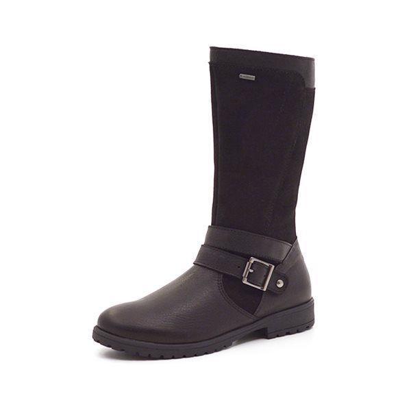 Støvler, Puma, str. 40, Sort, Goretex læderstøvle