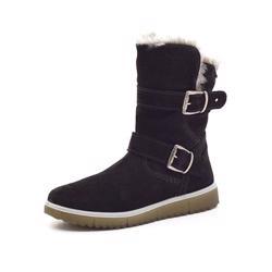 a755e3d1c530 Superfit Lora GoreTex® støvle m. spænder sort