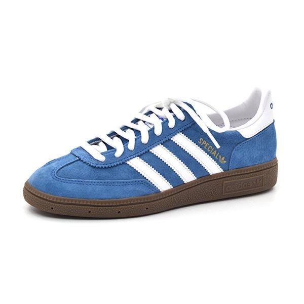71111f6d Adidas blå sneakers