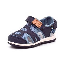 386952a4ff73 Kavat Vallby sandal navy lys blå