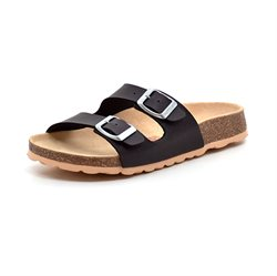 Superfit Fussbett sandal sort