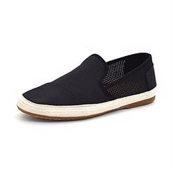 Toms Sabados slip on sko sort canvas