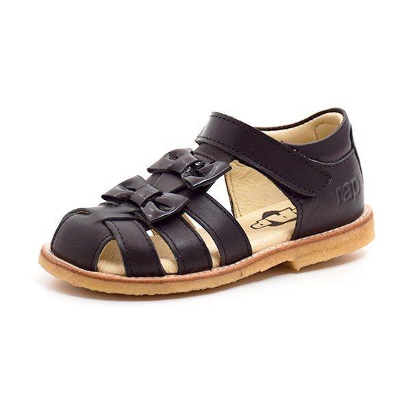 cf72fb4c0a17 Arauto RAP sandal m. sløjfer sort