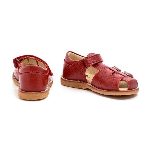 7d7cb02c8b74 Arauto RAP sandal m. spænder rød
