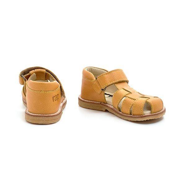 4dd5a2b30cec Arauto RAP klassisk sandal senneps gul