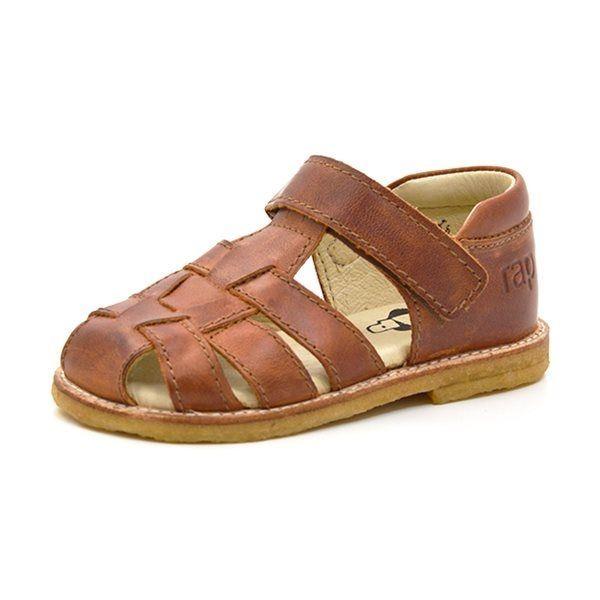 2d75d120259 Arauto RAP klassisk sandal mørk cognac