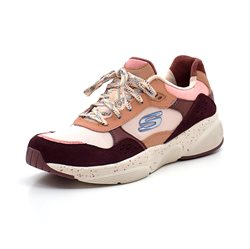 Skechers Meridan daily Luck sneaker rosa/bordeaux