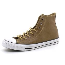 Converse All Star brun læder str. 41-45