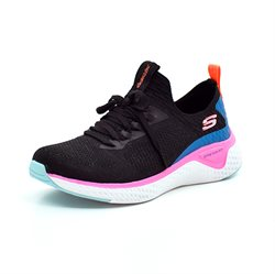 Skechers Solar Fuse sneaker sort/multi