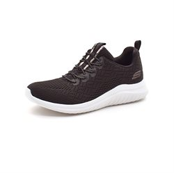 Skechers Womens ultra Flex sneaker sort
