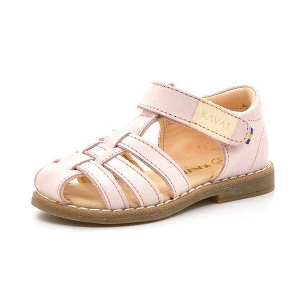b559f4055305 Kavat Forsvik EP økologisk sandal rosa