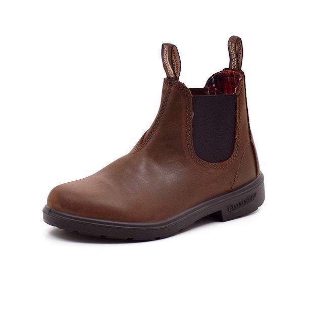 Blundstone chelsea støvle brun - spirekollektion