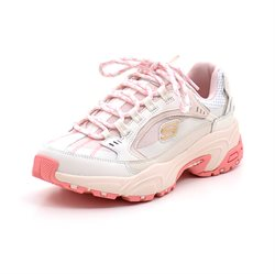 Skechers Stamina Lower Creek  sneaker hvid/rose