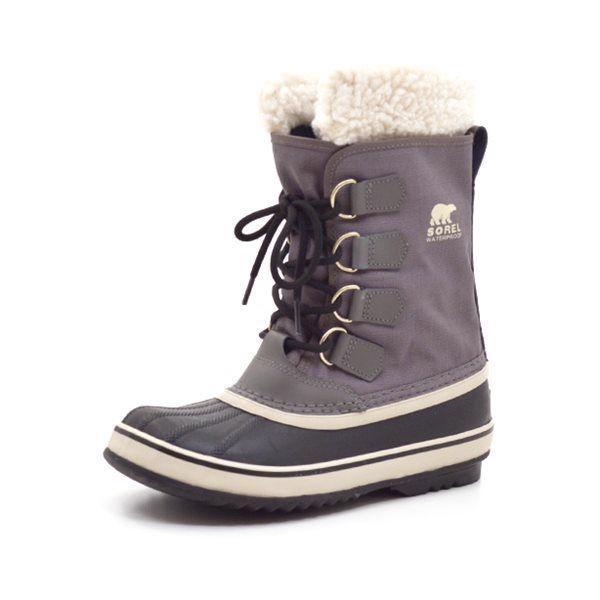 95542a88ee85 Sorel Winter Carnival nylon grå