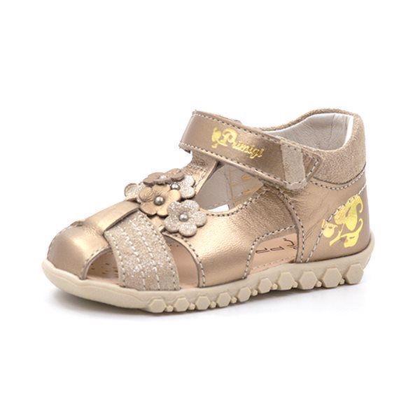 0602ab9f716 Primigi sandal m.blomster guld
