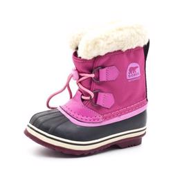Sorel Yoot Pac nylon berry