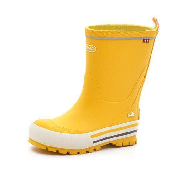 aeb28501c Viking Jolly gummistøvle gul