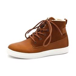 Rugged Gear New Cup Joe sneaker m. foer cognac