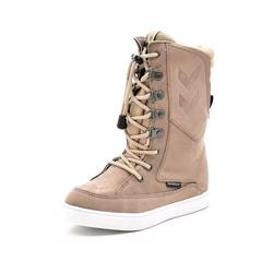 Hummel TEX Blizzard Boot Jr støvle sand