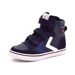 Hummel Stadil Leather JR navy