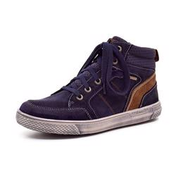 Superfit Luke GoreTex® vintersneaker navy