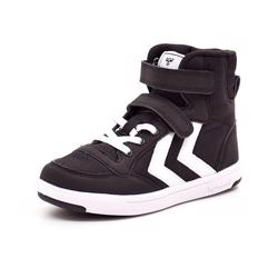 Hummel Stadil Canvas high sneaker JR sort