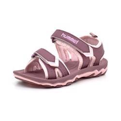 000a477eae36 Hummel Sandal Sport JR rosa fuchsia