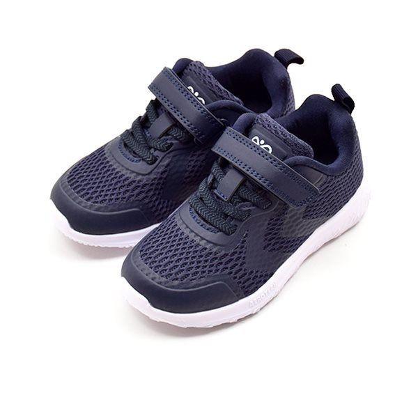 aef73153f67f Hummel Actus ML JR sneaker navy