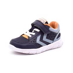 Hummel Crosslite Sneaker Inf mørk navy/orange/grå