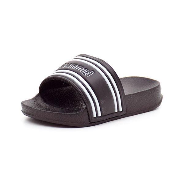 Hummel Pool Slide JR badesandal sort