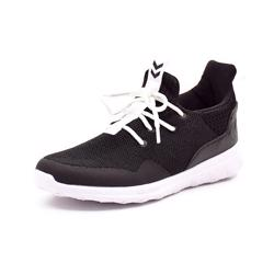 Hummel Actus Knit JR sneaker sort