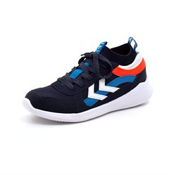 Hummel Bounce Jr sneaker navy