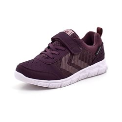 Hummel Crosslite winter jr Tex-sneaker bordeaux/lilla