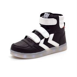 Hummel Stadil Flash Junior sneaker hvid/sort