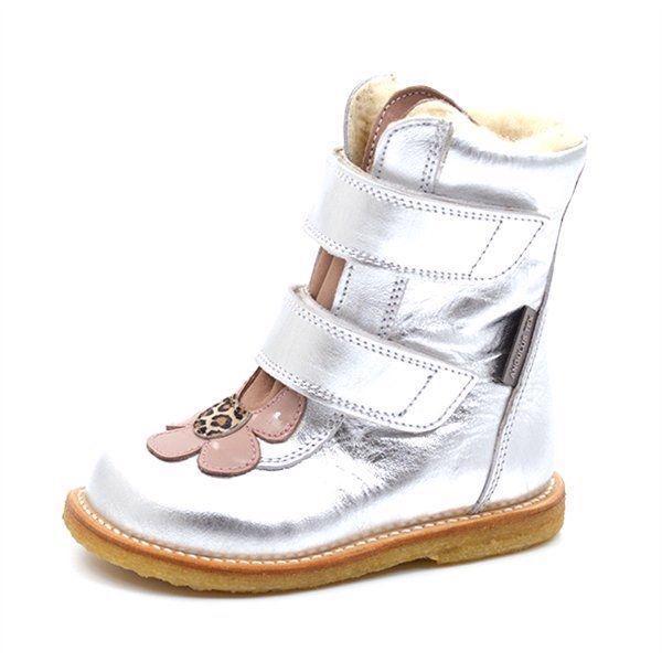 Angulus TEX støvle i sølv