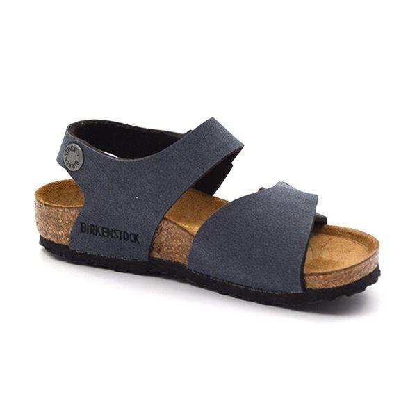 2b568d9bc710 Birkenstock Palu sandal m. velcro navy