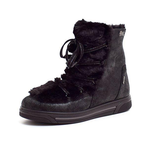 2a4a861e84a7 Primigi støvle GoreTex® m.pels og snøre sort
