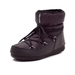 Moon Boot Low Nylon sort