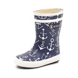 Aigle Lolly Pop gummistøvle maritim/navy
