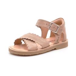 Petit Nord sandal Scallop nude