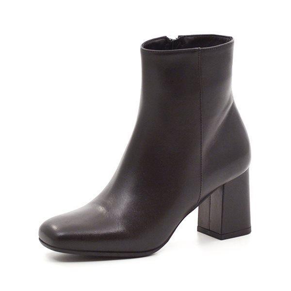 9f4cfec8d99 Apair retro støvlet sort skind