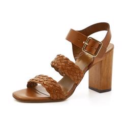 Apair sandal m. flet whiskey
