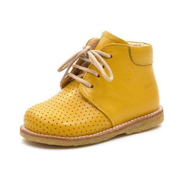 338161ae80f8 Angulus begyndersko m.snøre gul