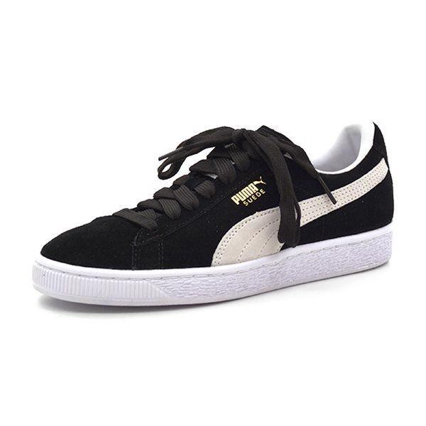 Sneakers, str. 38,5, Puma, Sort, Ruskind