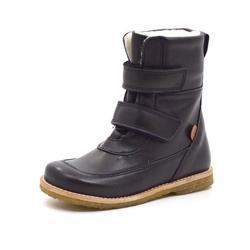 84fd0e2e770c Pom Pom TEX velcro støvle sort