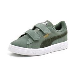 10e5f988ad77 PUMA Suede Classic sneaker m. velcro grøn