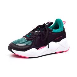 PUMA RS-X Softcase sneaker grøn/pink/sort