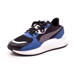 PUMA RS 9,8 Space jr sneaker sort/blå