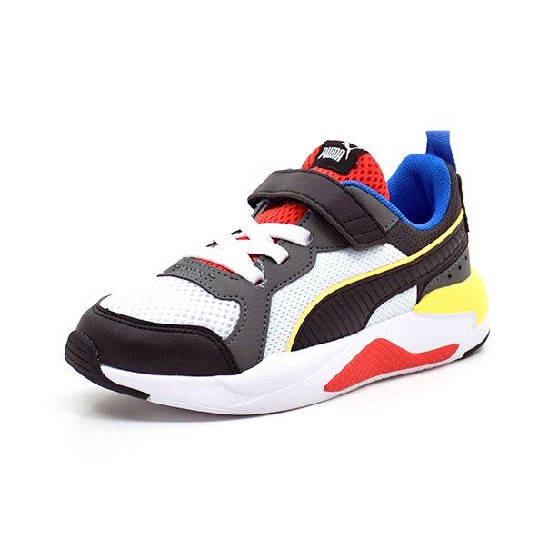 PUMA X RAY sneaker sortgulrødblå